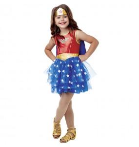 Costume da Wonder Woman Classic per bambina