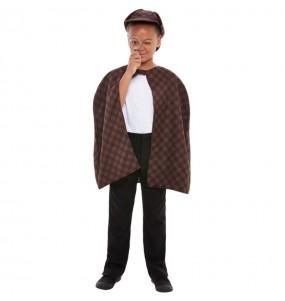 Travestimento Detective Sherlock Holmes bambino che più li piace