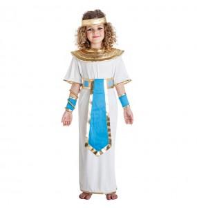 Travestimento Egiziana Blu bambina che più li piace