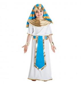 Travestimento Egiziano Blu bambino che più li piace