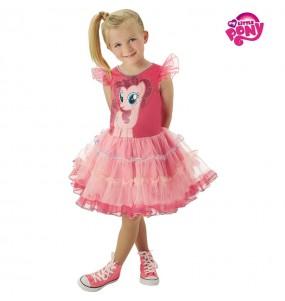 Travestimento My Little Pony Pinkie Pie bambina che più li piace