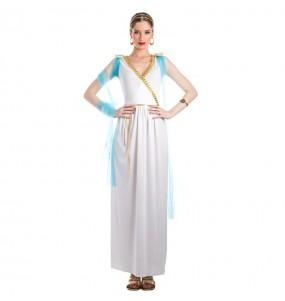 Travestimento Sacerdotessa Greca donna per divertirsi e fare festa