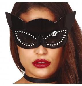 I più divertenti Occhiali Catwoman per feste in maschera