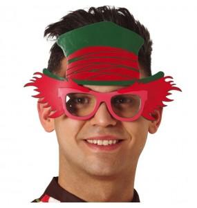 I più divertenti Occhiali cappello del Cappellaio Matto per feste in maschera