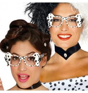 I più divertenti Occhiali dalmata per feste in maschera