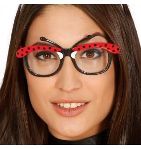 I più divertenti Occhiali Coccinella per feste in maschera