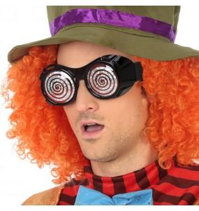 I più divertenti Occhiali Cappellaio Matto per feste in maschera