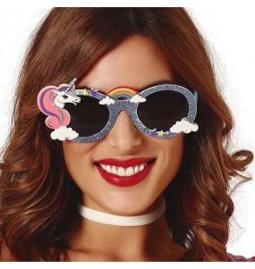 I più divertenti Occhiali Unicorno per feste in maschera