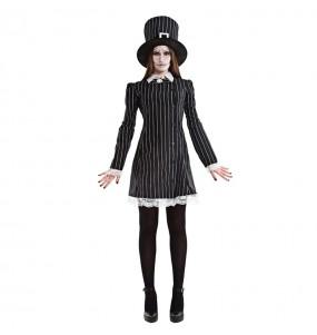 Costume Miss Grimbone donna per una serata ad Halloween