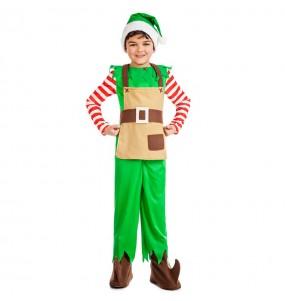Travestimento Elfo di Natale bambino che più li piace