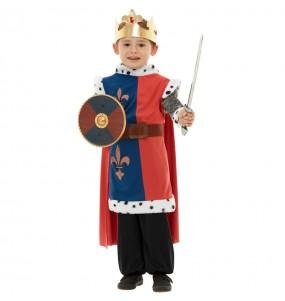 Il più divertente Kit accessori costume medievale per bambini per feste in maschera