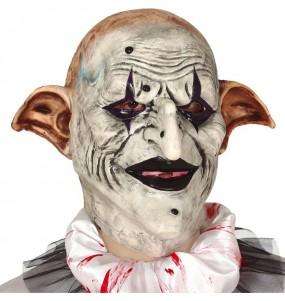 Maschera Horror arlecchino per poter completare il tuo costume Halloween e Carnevale