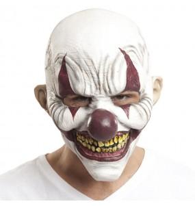 Maschera pagliaccio della giustizia per poter completare il tuo costume Halloween e Carnevale