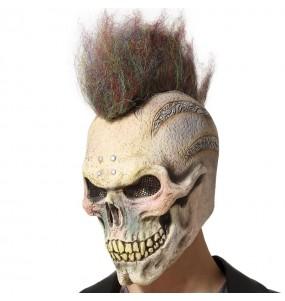 Maschera da scheletro punk