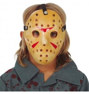 Maschera Hockey Terrore Infantile