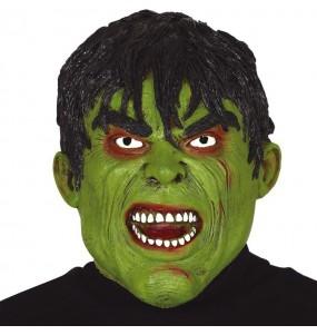 Maschera Hulk per adulti