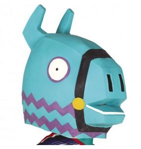 Maschera Lama Fortnite per poter completare il tuo costume Halloween e Carnevale