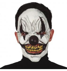 Maschera pagliaccio cattivo