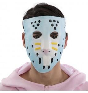 Maschera Rabbit Raider di Fortnite per poter completare il tuo costume Halloween e Carnevale