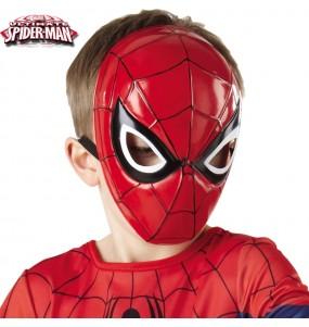 Maschera Spiderman per bambini per poter completare il tuo costume Halloween e Carnevale