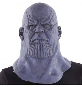 Maschera Thanos per adulti per poter completare il tuo costume Halloween e Carnevale