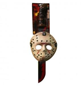 Maschera e machete Jason Venerdì 13