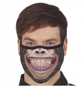 Mascherina Scimmia di protezione per adulti