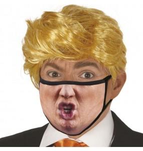 Mascherina Donald Trump di protezione per adulti