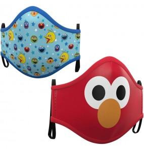 Mascherina Sesamo Apriti di protezione per bambini