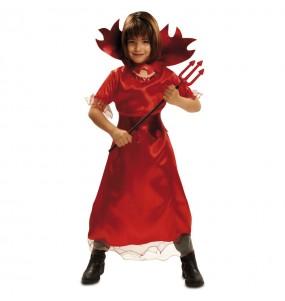 Travestimento Diavolessa Rossa neonati con il quale il tuo bambino farà paura