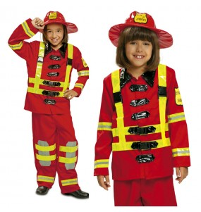 Travestimento Pompiere bambino che più li piace