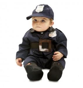 Travestimento Poliziotto neonato che più li piace