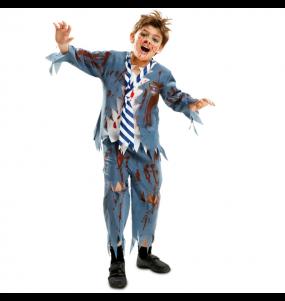 Travestimento Scolaro Zombie bambino che più li piace