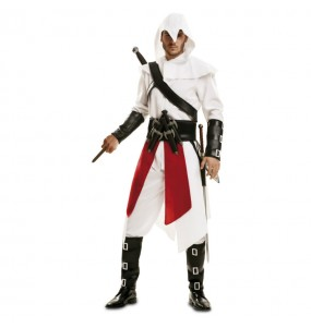 Travestimento Assassin's Creed Ezio adulti per una serata in maschera