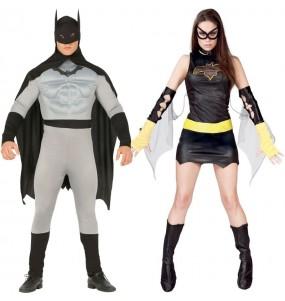 L'originale e divertente coppia di Batman e Batgirl per travestirsi con il proprio compagno