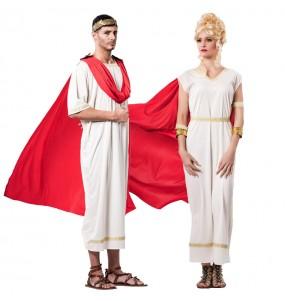 L'originale e divertente coppia di Dei greci dell'Olimpo per travestirsi con il proprio compagno