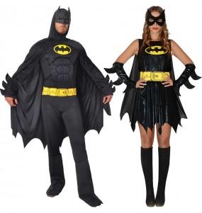 L'originale e divertente coppia di Batman per travestirsi con il proprio compagno