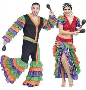 L'originale e divertente coppia di Brasiliani per travestirsi con il proprio compagno