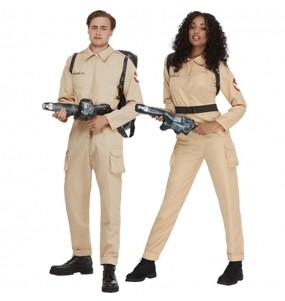 Travestimenti coppia Ghostbusters divertenti per travestirti con il tuo partner