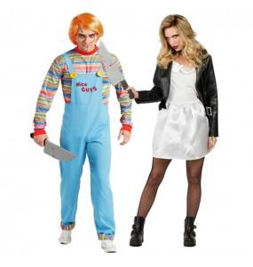Chucky Adulti Maschera Halloween Da Uomo Costume Film Horror Costume Maschera di costi comuni