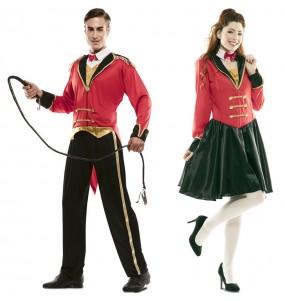 Travestimenti coppia Insegnanti di Cerimonia Circo divertenti per travestirti con il tuo partner
