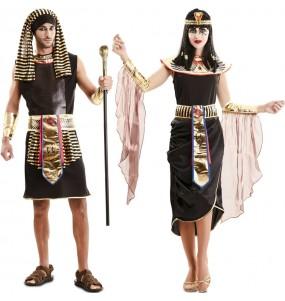 L'originale e divertente coppia di Principi egiziani per travestirsi con il proprio compagno
