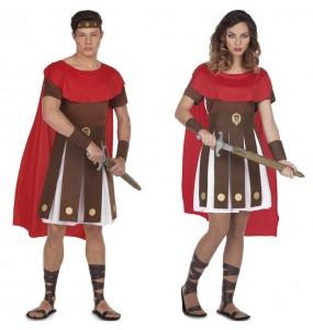 Travestimenti coppia Romani Sparta divertenti per travestirti con il tuo partner