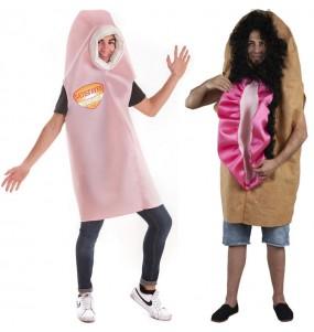 Costumi di coppia Satisfyer e Vagina