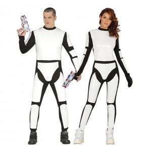 L'originale e divertente coppia di Stormtroopers per travestirsi con il proprio compagno