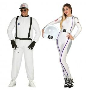 L'originale e divertente coppia di Astronauti americani per travestirsi con il proprio compagno