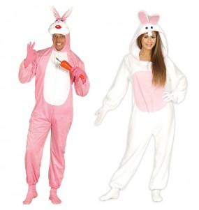 L'originale e divertente coppia di Coniglietti per travestirsi con il proprio compagno