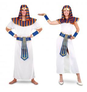 Travestimenti coppia Faraoni divertenti per travestirti con il tuo partner