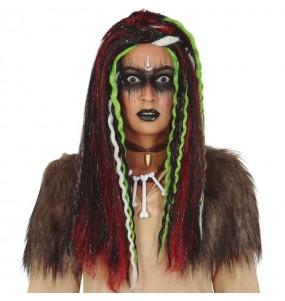 Parrucca Voodoo Cannibale