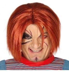 La più divertente Parrucca Chucky: Child's Play per feste in maschera